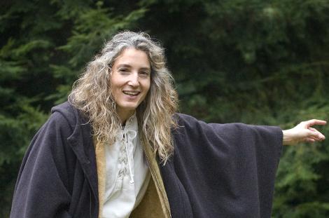 Märchenerzählerin Sonja Truhn
