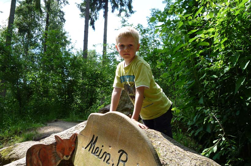 Familienwaldspiele