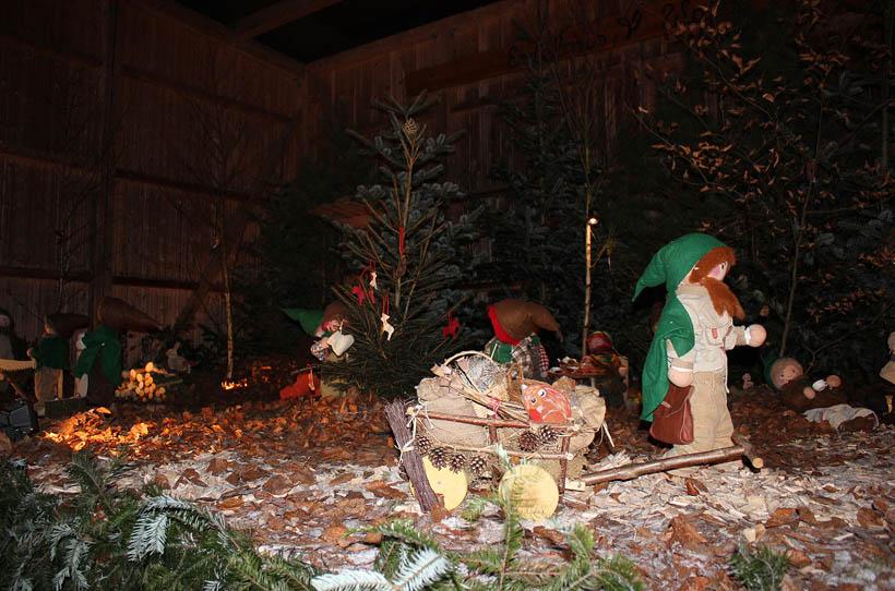 Große Waldweihnacht im ErlebnisWald
