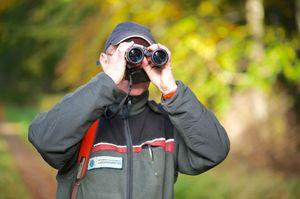 Die Jagd ist in Deutschland streng reglementiert.