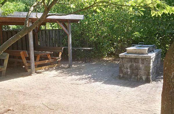 Grillgarten in ErlebnisWald Trappenkamp