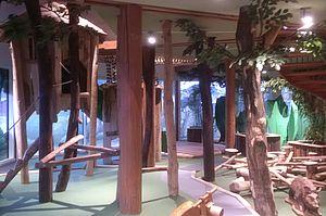 Fantasiewelt Wald